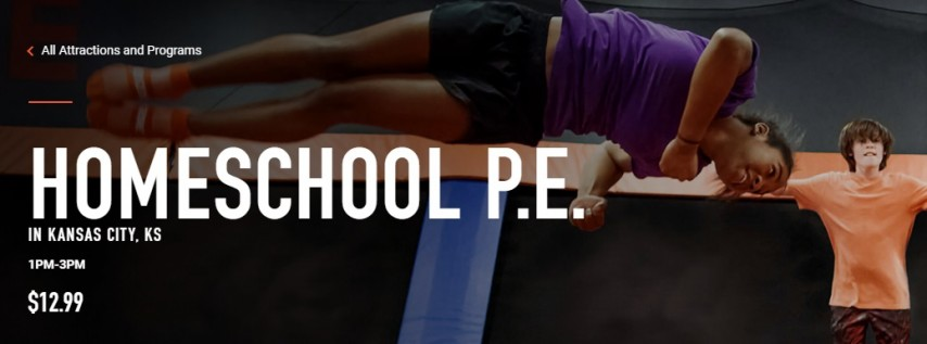 Homeschool PE
