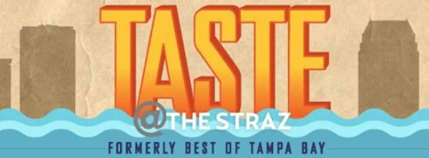 TASTE at the Straz