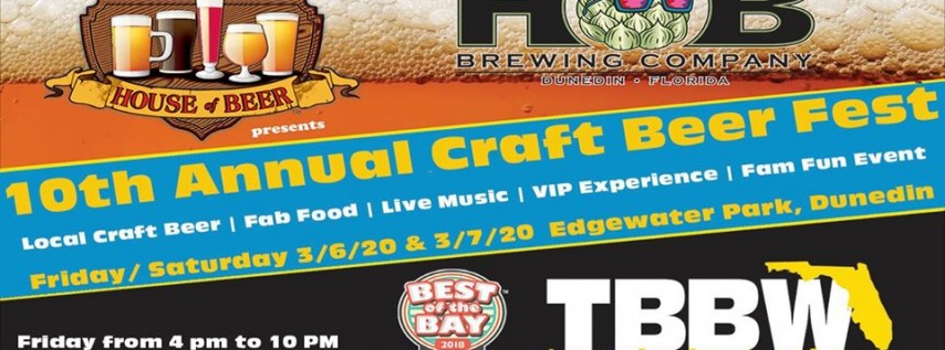 10th Annual Craft Beer Festival