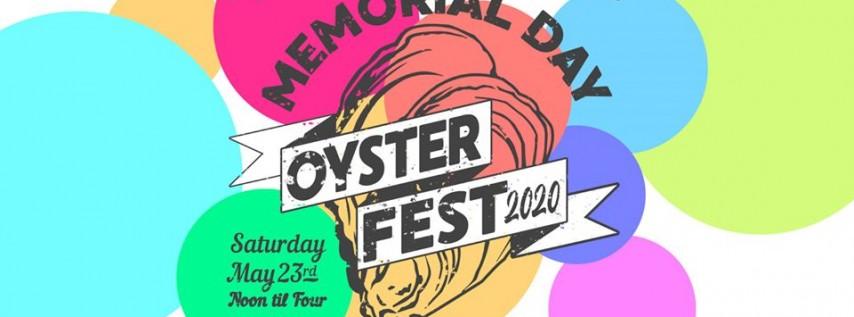 Memorial Day Oyster Fest