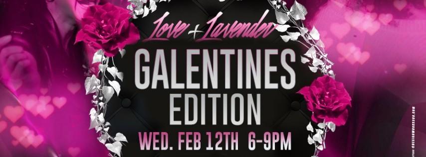 Love + Lavender: Galentines Edition