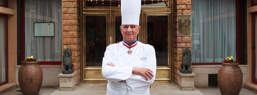 A Tribute to Paul Bocuse - The Master of Cooking