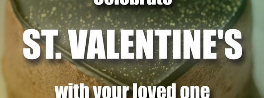 St. Valentine's at Boteco