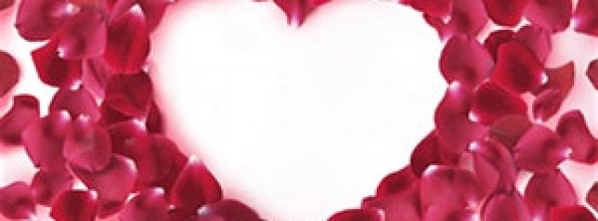 Valentine's Celebration ~ Partner Yoga, Dance, Thai Massage & Eye Gazing