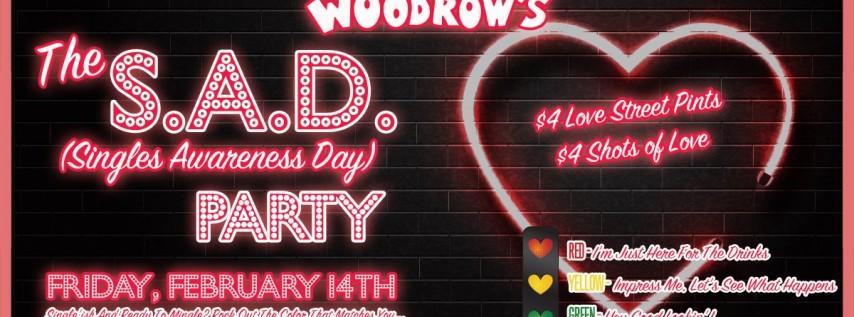SAD Valentines Day Party