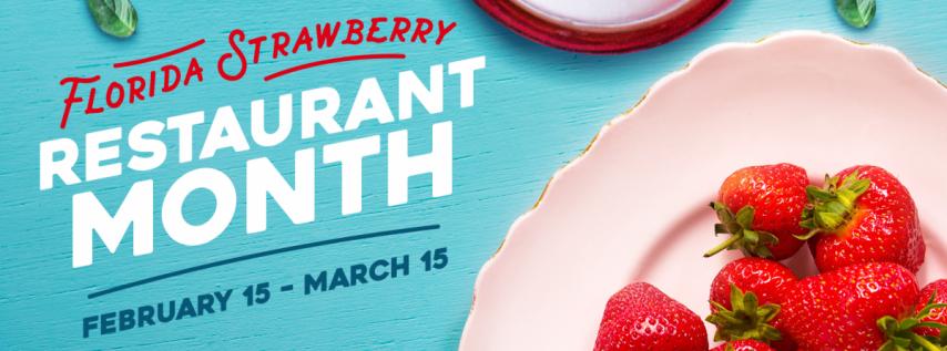 Florida Strawberry Restaurant Month |Bulla Gastrobar