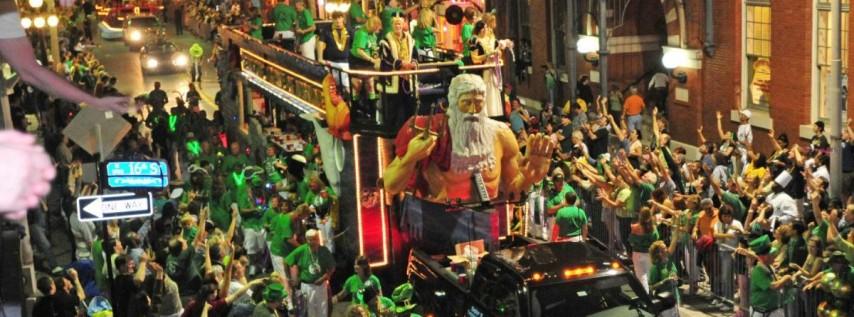 2020 St. Patrick's Night Parade