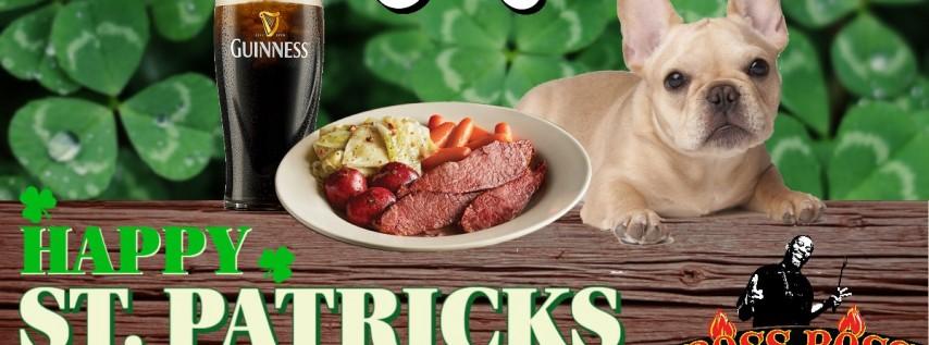 St. Patrick's Pup Pawty