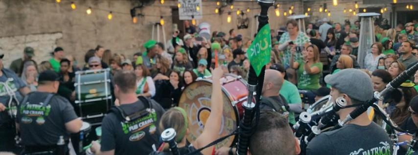 Pre-St. Patrick's Day Pub Crawl