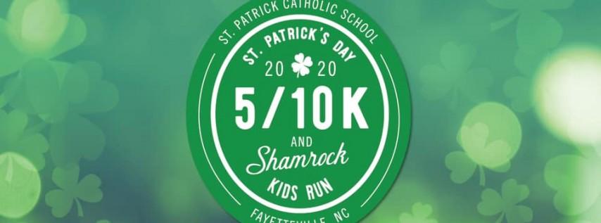 St. Patrick's Day 5/10K & Shamrock Kids Run
