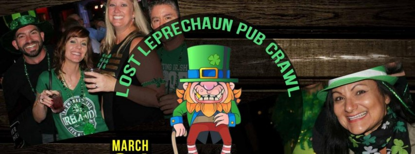 Lost Leprechaun Pub Crawl Downtown Melbourne