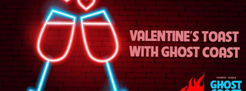Valentine's Toast with Ghost Coast