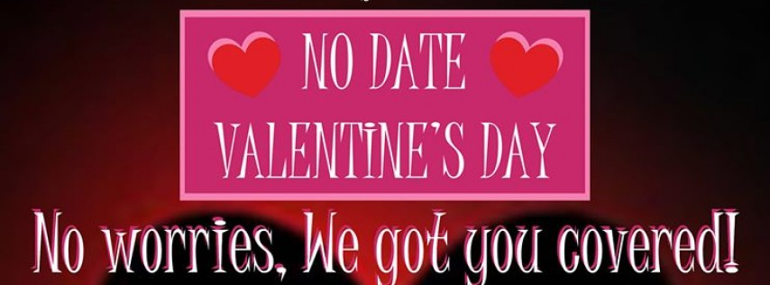 No Date VALENTINE'S Karaoke