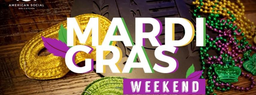 Mardi Gras Weekend Celebration