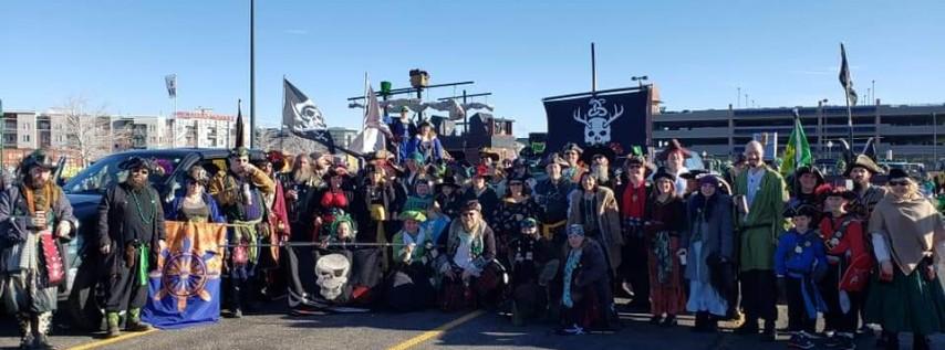 Denver St Patrick's Parade