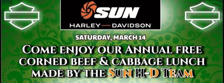 St. Patrick's Day at Sun!