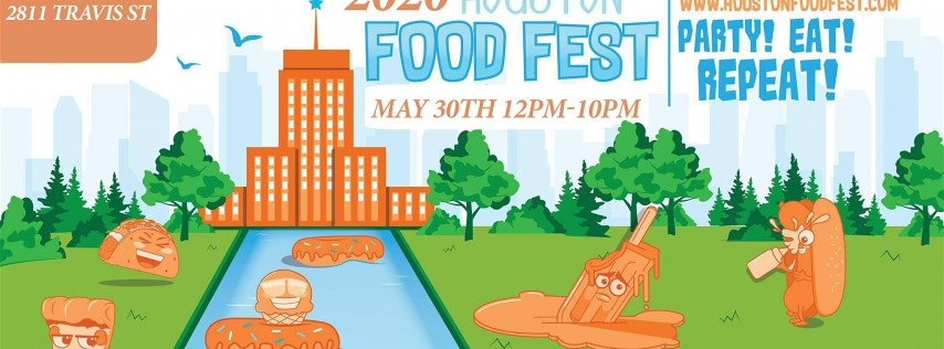 2020 Houston Food Fest