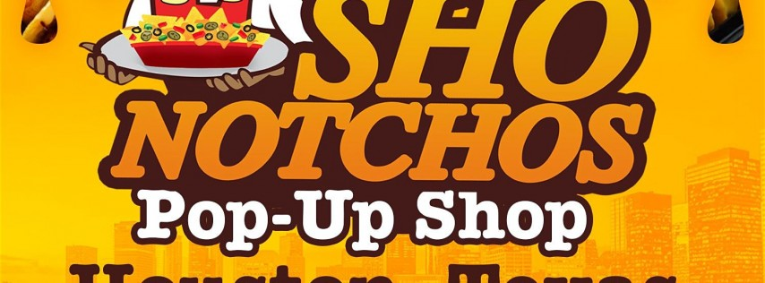 ShoNotChos Pop Up Shop