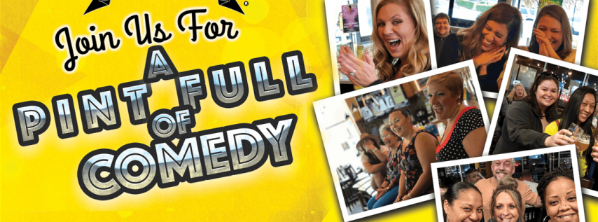 A Full Pint of Comedy- Free Stand Up Comedy Night at The Casual Pint