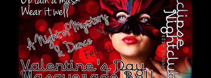 Valentine's Masquerade Ball