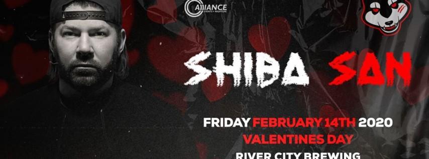 Alliance Presents: Shiba San - Valentine's Day - Jacksonville FL
