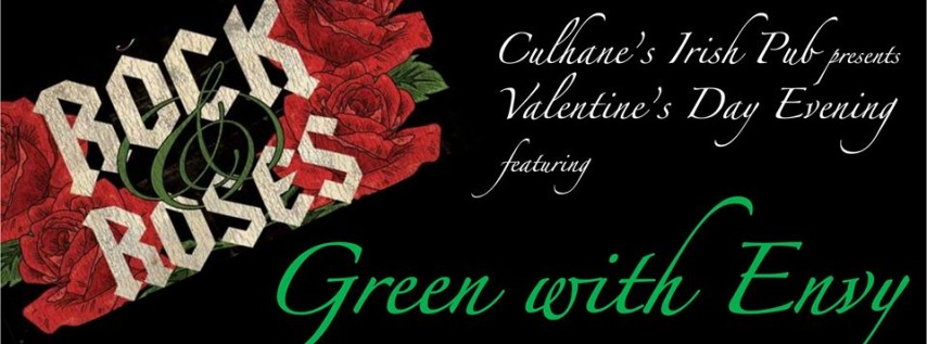 Green with Envy Band on Valentine's Day