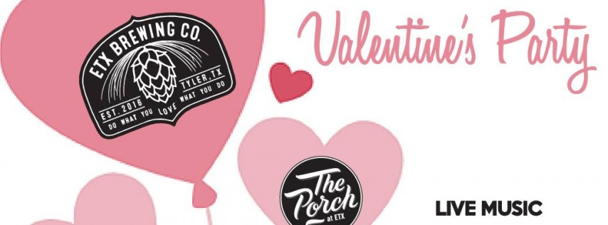 ETX Brewing Co. Valentine's Party