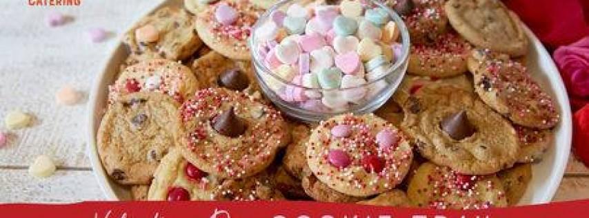 Valentine's Day Cookie Trays