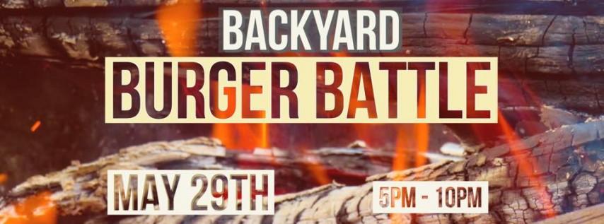Backyard Burger Battle