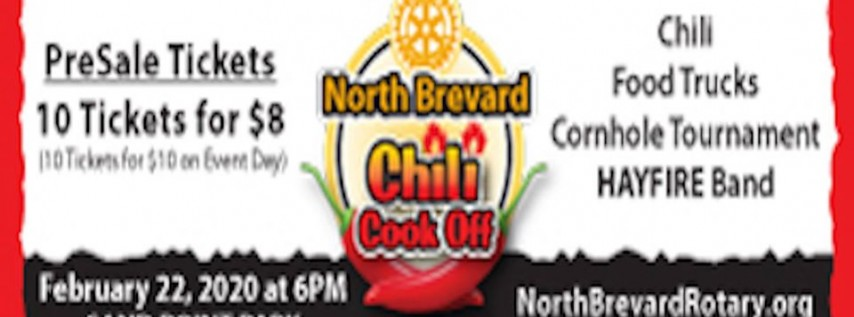 North Brevard Rotary Chili Cook Off