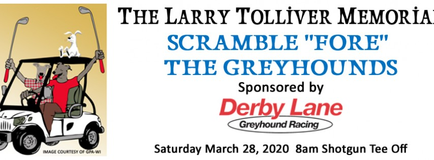 Scramble 'FORE' The Greyhounds