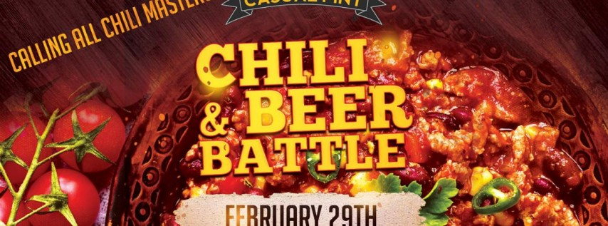 Rivergate Chili and Beer Battle