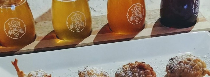 Deep Fried Girl Scout Cookies and Beer Pairing