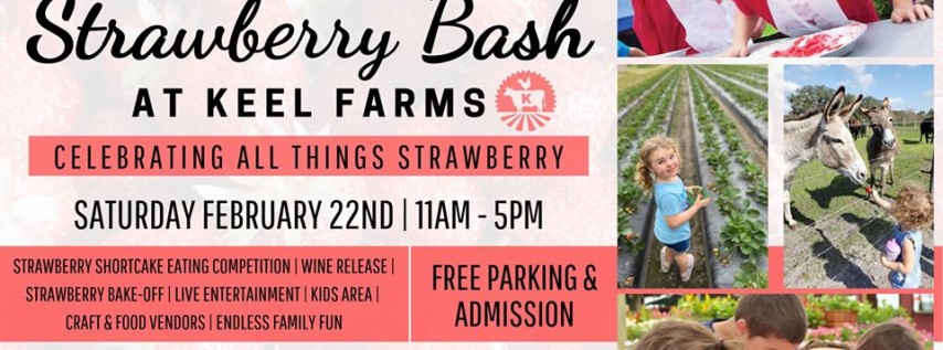 Keel Farms Strawberry Bash