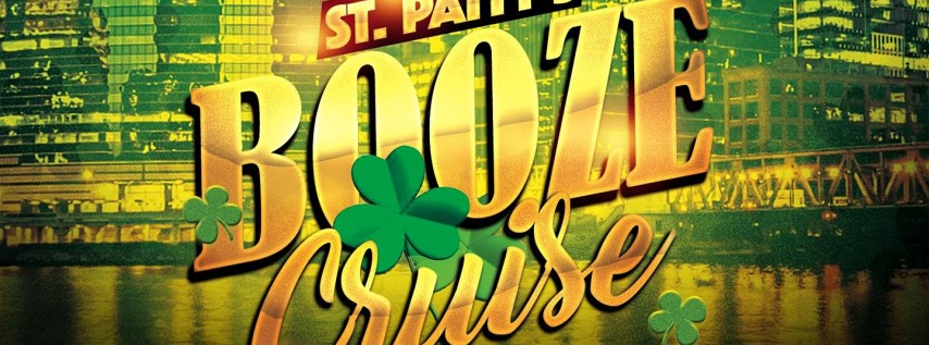 St. Patty's River Booze Cruise on Friday Evening March 13th