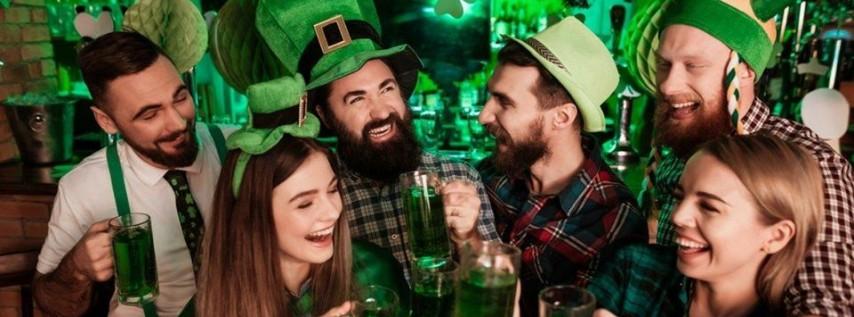 St. Patrick's Parking Lot Party