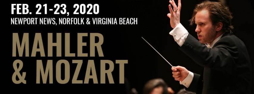 Mahler & Mozart at the Sandler Center
