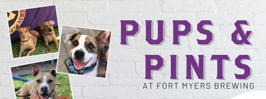 Pups & Pints at FMBrew