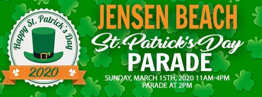 Jensen Beach St. Pats Parade