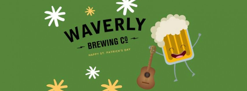 Waverly Brewing St. Patrick's Day Jamboree