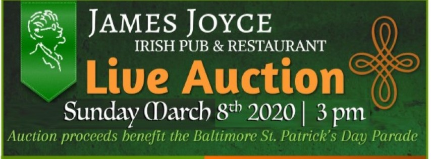 LAOH St. Patrick's Day Fundraiser