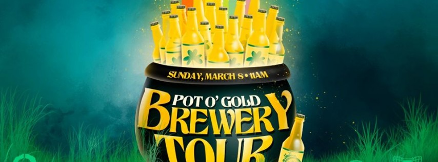 Jimmy's Brewery Tour - St. Patrick's Edition