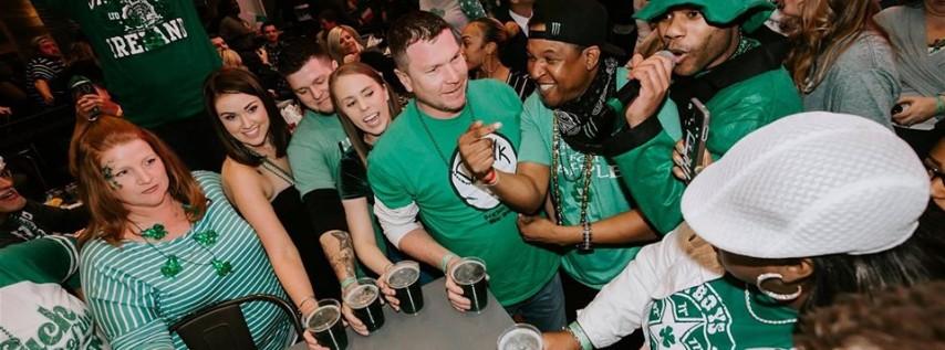 St. Patrick's Day Live! Takeover