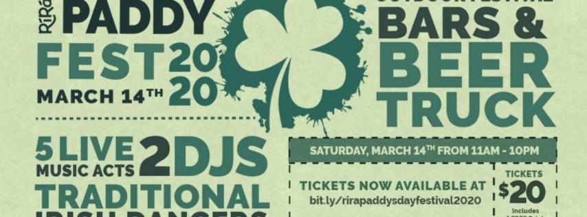 Ri Ra Atlanta 2020 Paddy Fest