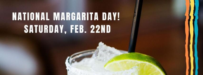 National Margarita Day at Cristina's