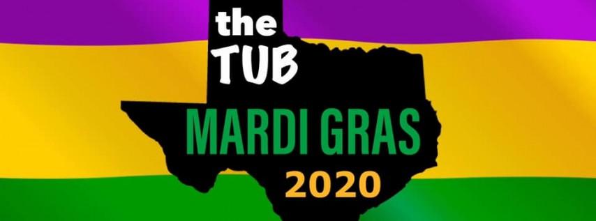 Mardi Gras - Party Gras @ the TUB