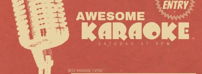Karaoke Saturday at Rogue's Gallery