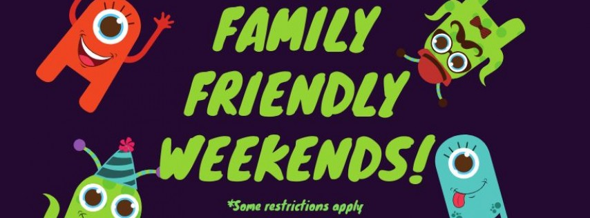 Family Friendly Weekends at The Detour