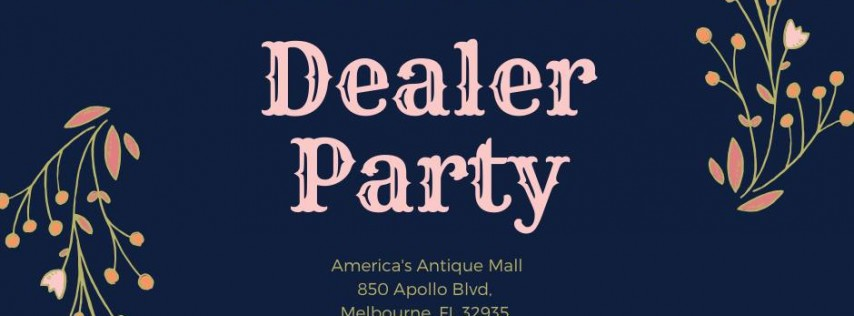 Dealer Work Party - Sunday, March 1st