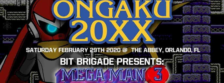 Ongaku 20XX: Bit Brigade, Danimal Cannon, Richie Branson